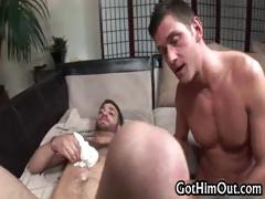 Tommy in hardcore gay ass fucking action part1
