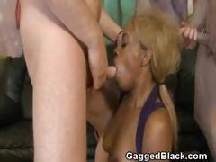 Black Girl Face Fucked And Slapped By White Guys