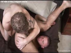 College boy Cole Gartner lick ass of Kenny Coors