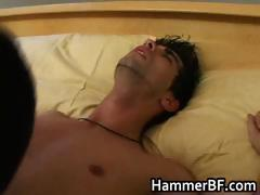 Free gay Bare Ass Stretcher clips part2