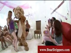 Cfnm stripper lapdances for the ladies