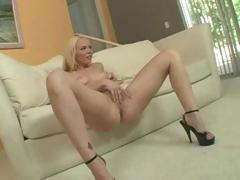 Candi Summers takes it in